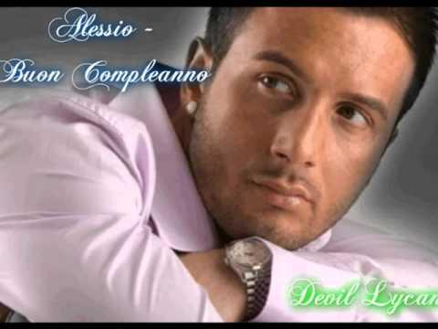 Alessio - Buon Compleanno