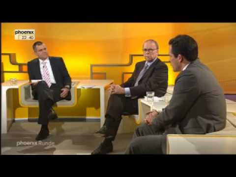 Was wird aus Europa? | Phoenix Runde vom 08.11.2011 (Diskussion)