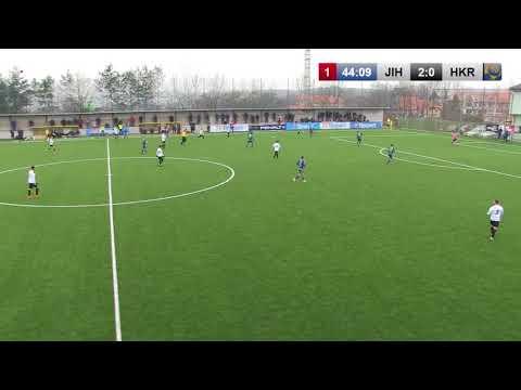 Zimní Tipsport liga: FC Vysočina Jihlava - FC Hradec Králové 2:2