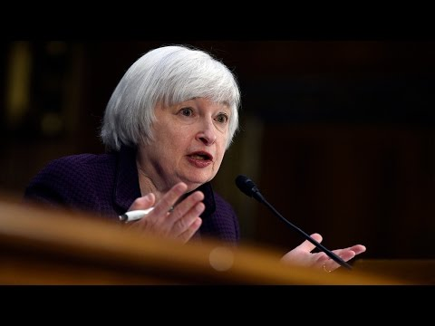 Federal Reserve Chair Addresses Senate Banking Committee