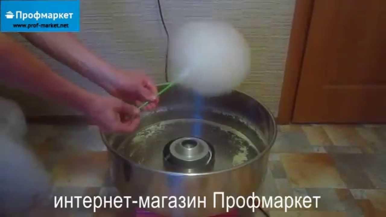 Своими руками прибор для сахарной ваты