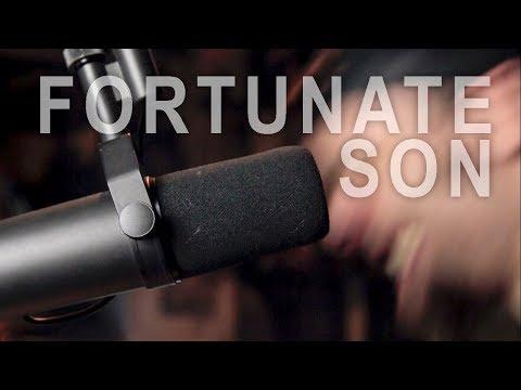 Fortunate Son (metal cover by Leo Moracchioli)