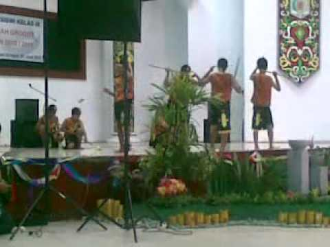 Tari Daerah.mp4 video