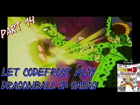 Let CodeFrost Play Dragonball Z: Sagas Part 14 - And Now We Cell