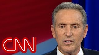 Howard Schultz calls Green New Deal 'immoral' and 'not realistic'