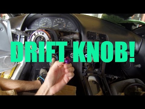 How To Install A Drift Button!