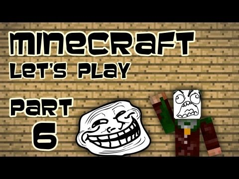 MC LetsPlayers - GoGo - Part.6 - Ježišek ty Troll !