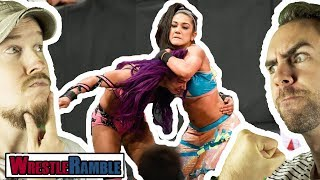 Did Bayley Turn HEEL On Sasha Banks?! WWE Raw, June 25, 2018 Review | WrestleRamble