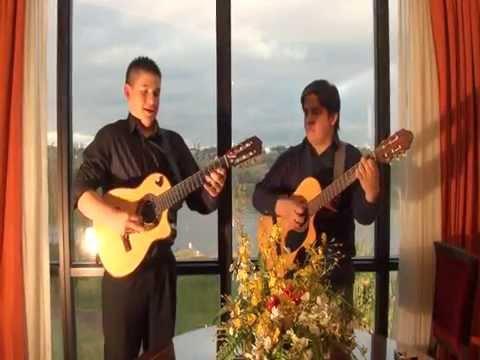 Kuarahy riekevo- Victor Manuel y Martin Perez, desde Acaray Hotel, CDE