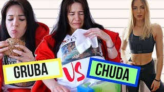 GRUBA VS CHUDA