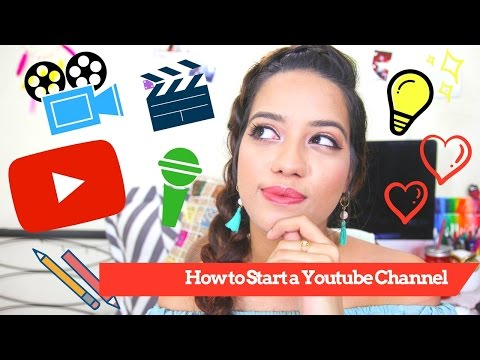 Beginner's Guide To Youtube | CAMERA, LIGHTING, EDITING ETC | Debasree Banerjee