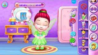 Best Games for Kids Baby Kim Care Play Dress Up 2019 Android Gameplay.