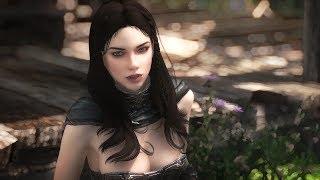 Skyrim Dawnguard : Dimhollow Crypt part 3 Enter Serana
