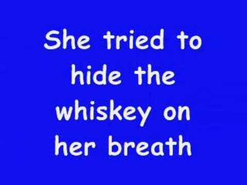 Whiskey Lullaby W  Lyrics video