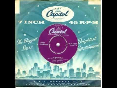 Gene Vincent - BE-BOP-A-LULA b/w WOMAN LOVE