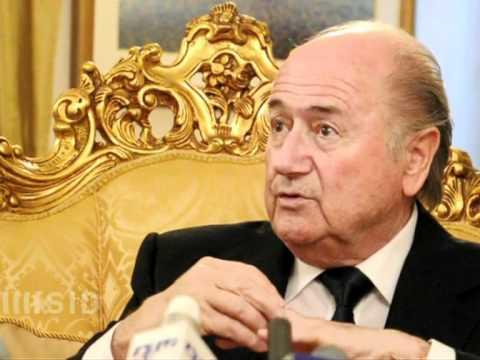 Neuer Konkurrent für FIFA-Boss Blatter