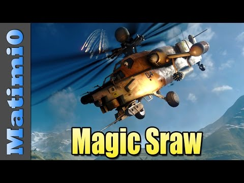 Magic SRAW - Final Stand DLC - Battlefield 4