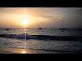 Santa Maria Beach sunrise & sunset - Cabo Verde