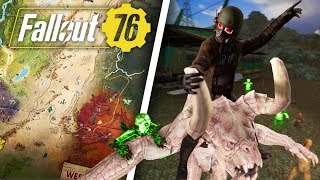 Fallout 76 Beta Release Date LEAKS & New Gameplay Info!