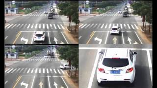 dahua intelligent traffic enforcement video detection