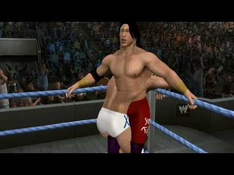 WWE SmackDown vs. RAW 2010 My CAWS Triple Threat