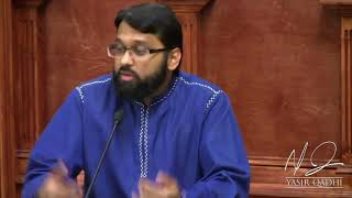 Video: Pre-Islam Pagan Arabs made idols of Hubal (Moon god), Lat, Uzza, and Manat, but never Allah - Yasir Qadhi
