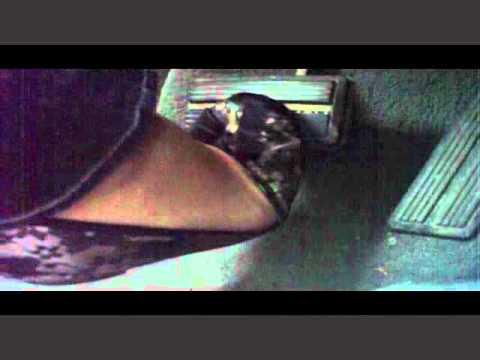 Miss V balet flats pedal pumping reving dangling driving high heels