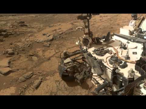Curiosity Rover Report (Dec. 9, 2013): Dating Younger Rocks