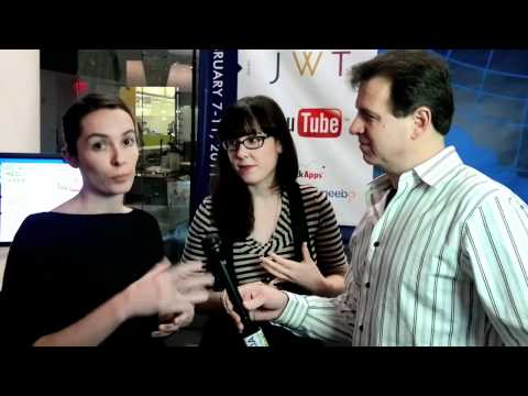 Social Media Week Shorts with Ally Pulver and Lauren Siegel
