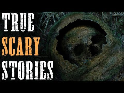 26 True Scary Horror Stories | The Lets Read Podcast Episode 038
