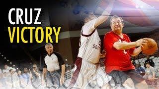 Cruz creams Kimmel in court (basketball, that is...)   Amanda Head