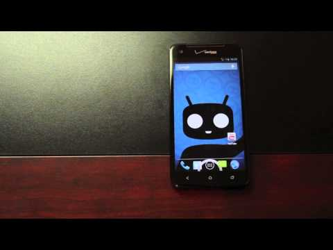 HTC Droid DNA Cyanogen Mod 10.1 Unofficial 4g/BT/Wifi/Audio! [Review] and Install