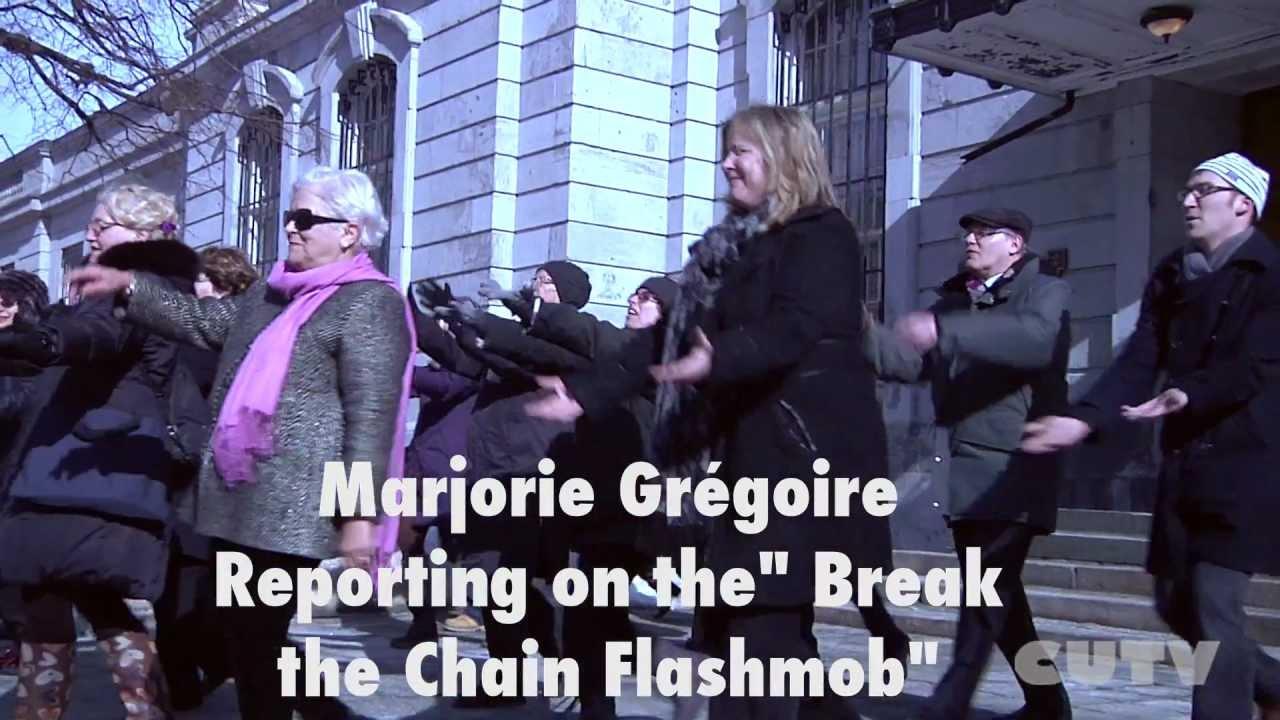 Break the Chain Flashmob