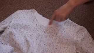 как сшить свитшот ☺ МК ☺ SonnyCreate ☺ how to sew a pullover