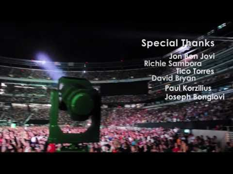 Fstoppers Original: How To Photograph Bon Jovi Concerts Wtih David Bergman video
