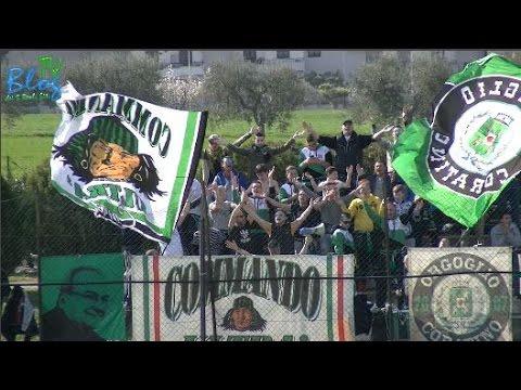 Sporting Ordona-Corato 0-2 . La sintesi