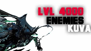 Lvl 4000 + Enemies| This is Just Sad Warframe To See As A Player!