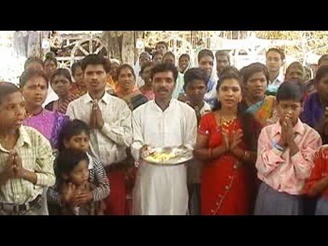 Marathi Song By Sunil Waghmare - Aarti Viktubabanchi - Marathi Bhajans 2014 video