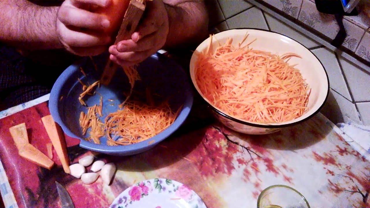 Приготовление моркови в домашних условиях 722