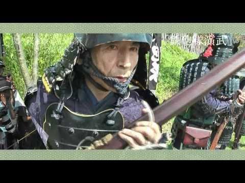 関ケ原町 ~関ケ原合戦410年祭プレイベント 鉄砲隊演武~
