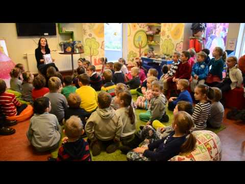 Świąteczne spotkanie w Oddziale dla Dzieci - 15.12.2014