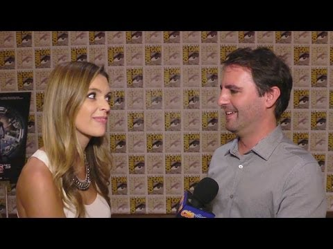 Roberto Orci Talks Ender's Game, Star Trek 3 & More!