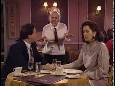 MADtv Disruptive Waitress