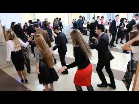 Belgian Folk Dance 2 Ukraine Ivano Frankivsk
