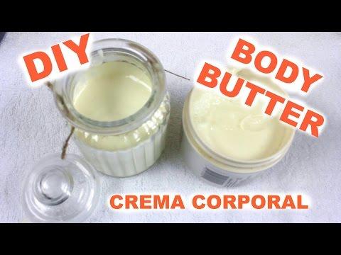 DIY - Crema Corporal |Body Butter ♦ consaboraKaFé