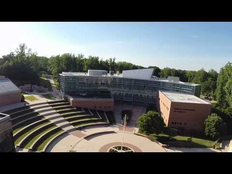 Flying a Y6 Hexcopter over Anne Arundel Community College
