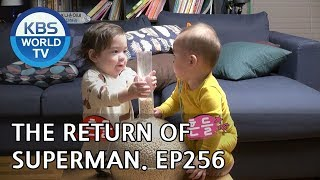 The Return of Superman | 슈퍼맨이 돌아왔다 - Ep.256: A Winter Fairytale [ENG/IND/2018.12.23]