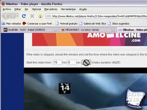 Como Ver Pelicuals Sin Limite De Tiempo Megavideo&Megaupload Etc...