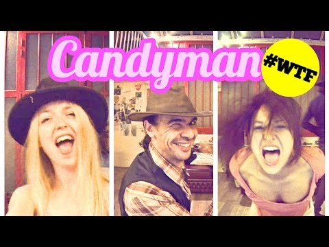 Candyman - Christina Aguilera (2014 WTF Version)