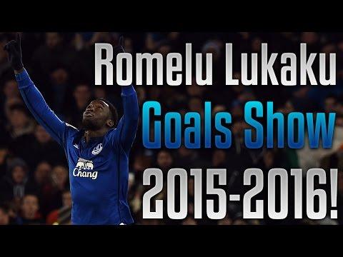 Romelu Lukaku 2016 ● Amazing Goal Show ● 2015/16 HD
